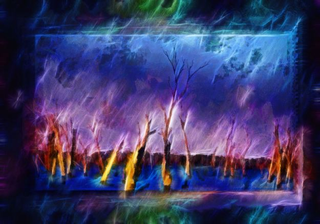 The Acid Forest