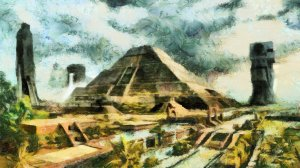 The New Temple of the Maya