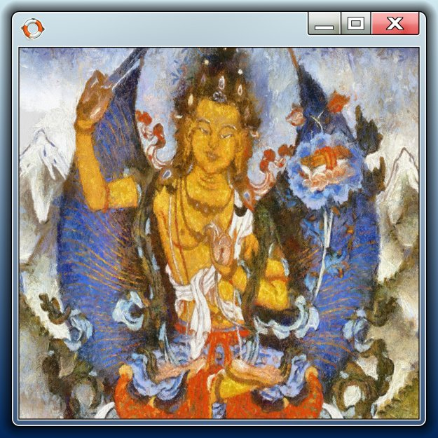 Buddha Pad